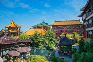 Hotel Ling Bao, Phantasialand Erlebnishotel - Brühl