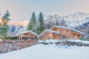 Chalet Bellevue avec Jacuzzi & Sauna - Hotel - Les Houches