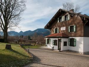 Penzion Gästehaus Florian Tegernsee Německo