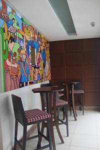 Hotel Central Caruaru, Отели  Caruaru - big - 33