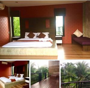 Chill villa, Курортные отели  Прачуапкхирикхан - big - 67