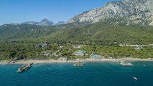 Лучшие отели Турции для детей с аквапарком
