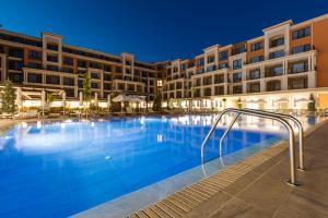 4 hvězdičkový hotel Premier Fort Club Hotel - Full Board Slunečné pobřeží Bulharsko