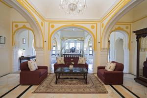 Alsisar Mahal- Heritage Hotel, Отели  Alsīsar - big - 4