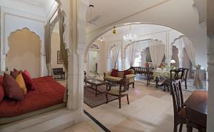 Alsisar Mahal- Heritage Hotel, Отели  Alsīsar - big - 5