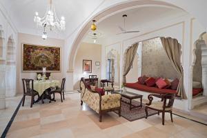 Alsisar Mahal- Heritage Hotel, Отели  Alsīsar - big - 6
