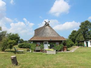 Urlaub im Reetdachhaus - Gramkow