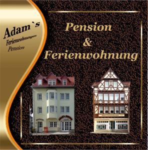 Adams Pension und Ferienwohnung - Elsleben