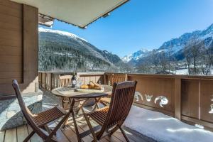 APARTMENT KANDAHAR - Central Chamonix - Sleeps 4 - Hotel - Les Houches