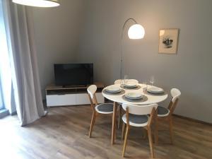 Apartamenty Silence Baltic Pod Żaglami