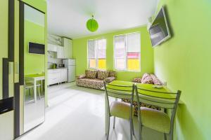 Apartment on Subtropicheskaya 4 Olympic Park - Chereshnya