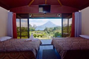 Hostels e Albergues - El Castillo Paradise