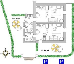 . Apartments in Castiglione Messer Raimondo/Abruzzen 27482
