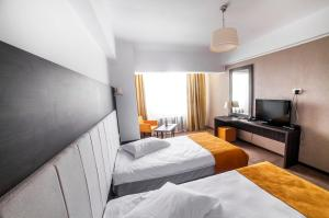 Hotel Europeca, Hotely  Craiova - big - 4