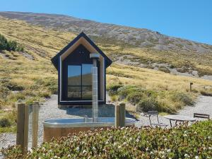 Lake Stella Mountain Huts - Hotel - Mount Lyford