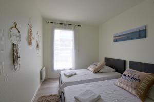 Apartamento de 2 dormitorios Appartement Virginia 3***