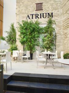 Apartamentos Córdoba Atrium, Apartmány  Córdoba - big - 19