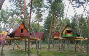 Kulturinsel-Secret World of Turisedia: Bird's Nest Tree Hut - Horka
