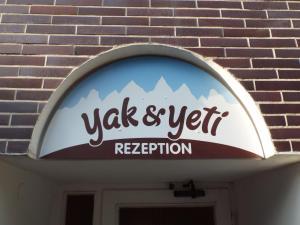 Pension Yak und Yeti - Asbach