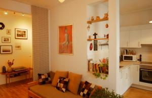 obrázek - Beautiful apartment with 2 balconies 2 bedrooms