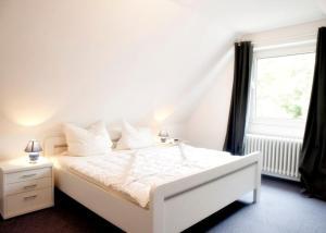 Holiday home in Hage/Nordsee 2624, Дома для отпуска  Hage - big - 17