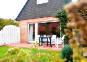 Holiday home in Hage/Nordsee 2624 - Holzdorf