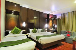 Hotel Aura, Отели  Нью-Дели - big - 129
