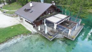 B&B Lago Ghedina - Accommodation - Cortina d`Ampezzo