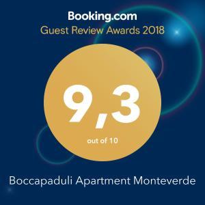 Boccapaduli Apartment Monteverde