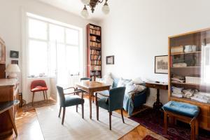 Nostalgische Wohnung in Grünruhelage, direkte Anbindung ins Zentrum - Bellevue