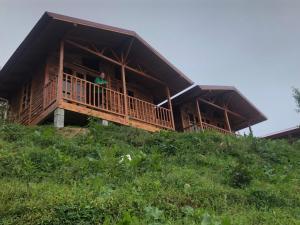 Hostels e Albergues - Cabañas Villas del Roble