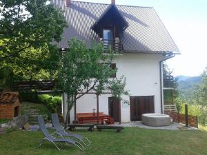 Holiday home Vrbovsko/Gorski Kotar 30339 - Moravice