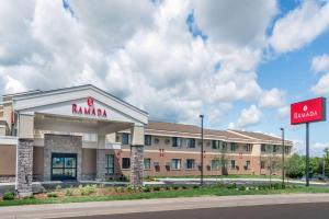 Ramada by Wyndham Minneapolis Golden Valley - Hotel - Minneapolis