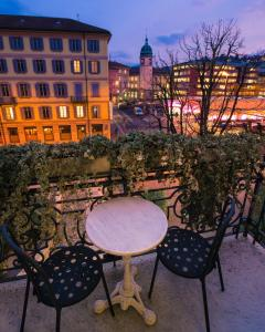 Hotel Zurigo Downtown, 6900 Lugano