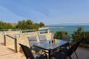 Seafront apartment in Kiveri, near Nafplion. Argolida Greece