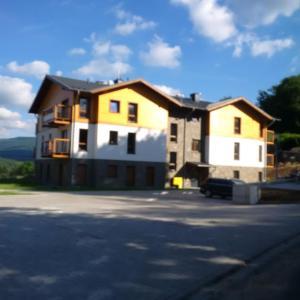 Apartament Szklarka B w Karkonoszach