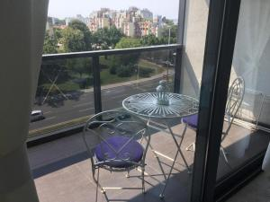 Studio with Balcony Apartments with WiFi Zagreb - 16464
