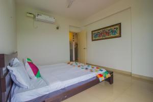 Sea View 1 BHK Stay, Vasco Goa, Apartments  Marmagao - big - 4