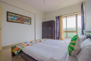 Sea View 1 BHK Stay, Vasco Goa, Apartments  Marmagao - big - 5