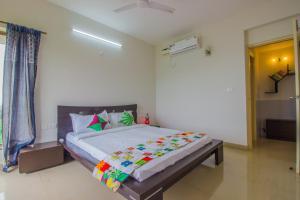 Sea View 1 BHK Stay, Vasco Goa, Apartments  Marmagao - big - 11