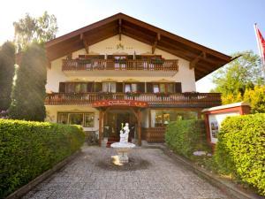 3 hvězdičkový hotel Hotel Quellenhof Bad Wiessee Německo