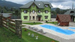 Emerald House - Hotel - Mykulychyn