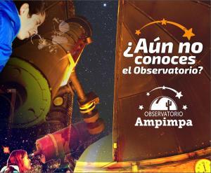 Observatorio Ampimpa, Penzióny - Amaichá del Valle