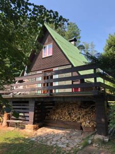 Chata Chata u rybníka Trutnov Česko