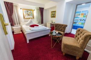 Hotel Casa David, Hotely  Craiova - big - 18