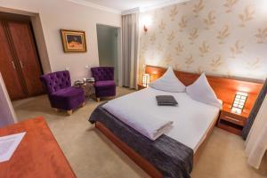 Hotel Casa David, Hotely  Craiova - big - 37