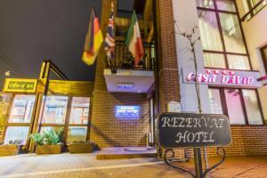 Hotel Casa David, Hotely  Craiova - big - 41