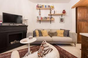 Casa con giardino San Giovanni - abcRoma.com