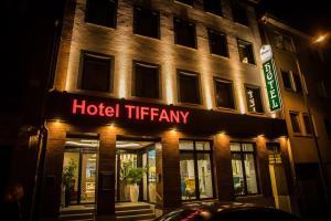 2 hvězdičkový hotel Hotel Tiffany Kassel Německo