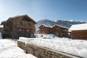 Apartmán AlpinLodges Matrei Matrei in Osttirol Rakousko